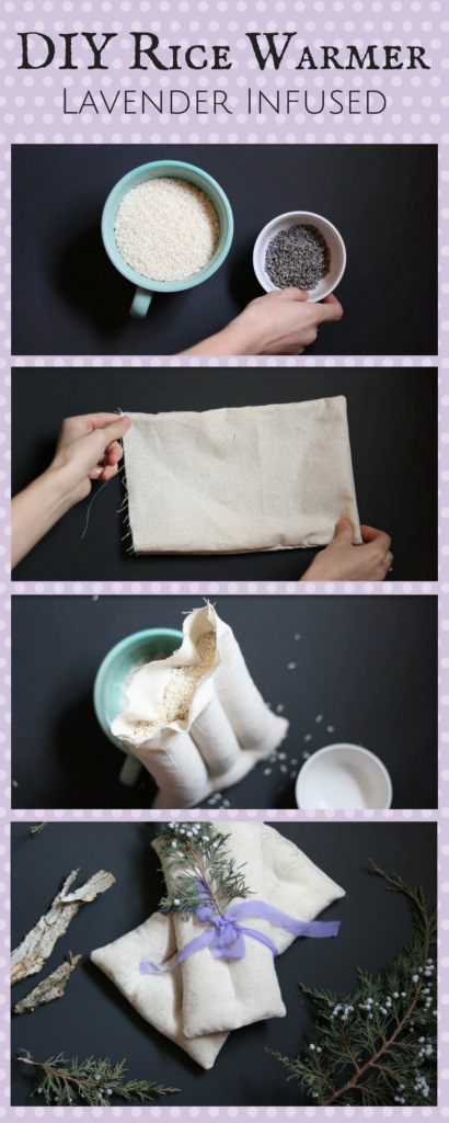 DIY rice bag