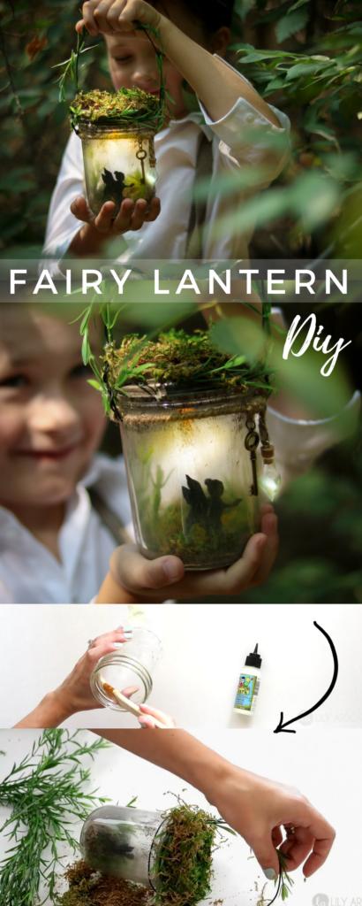 Fairy Lantern DIY