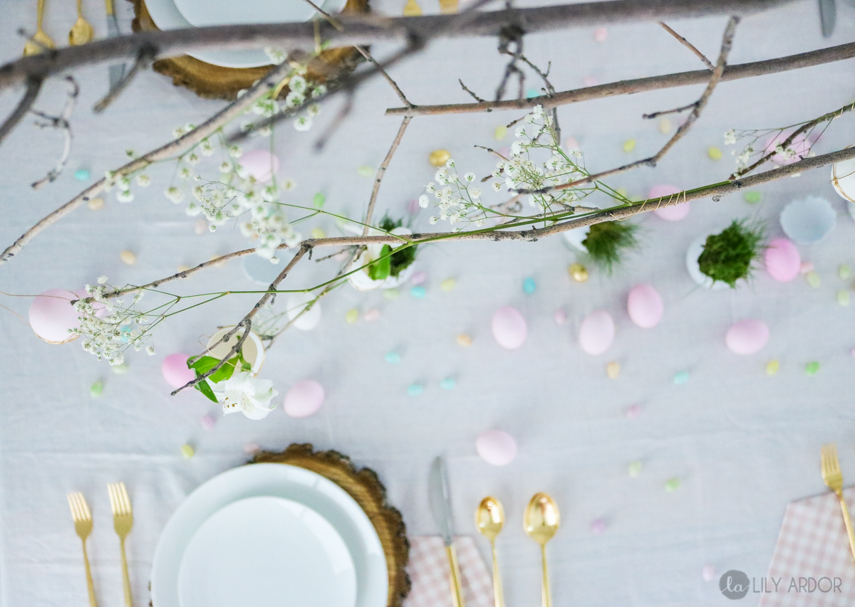 Easter Tree Centerpiece