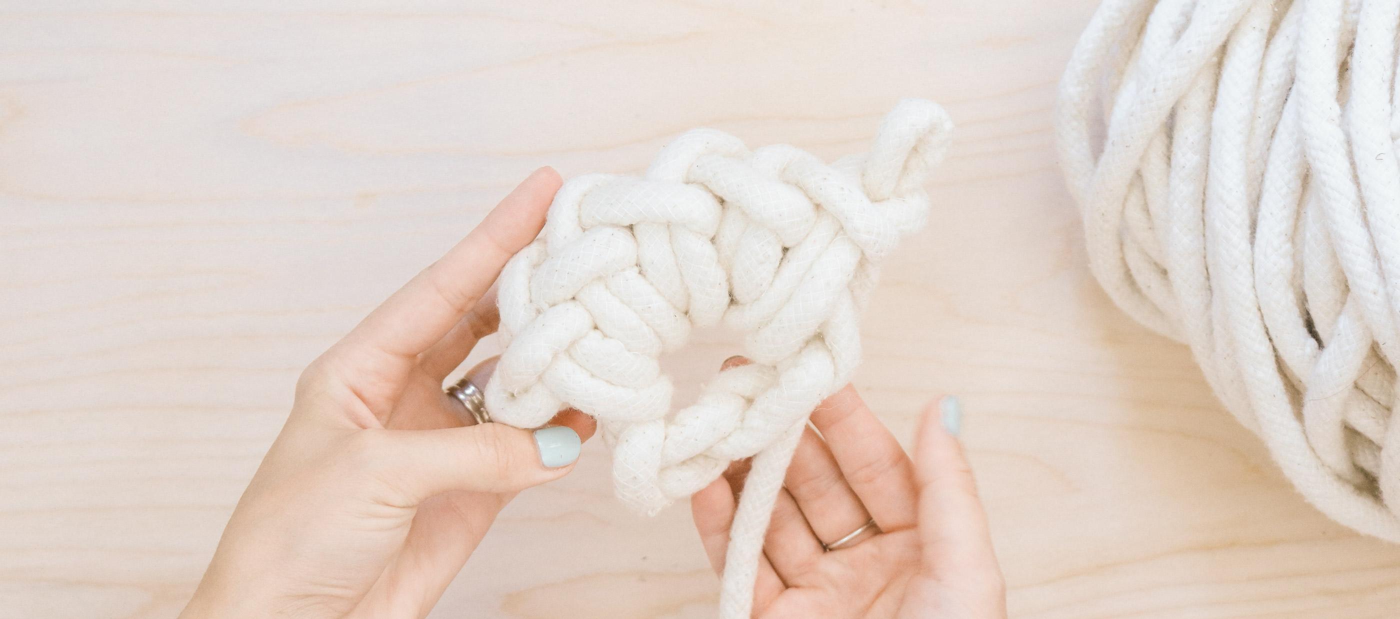 rope rug pattern