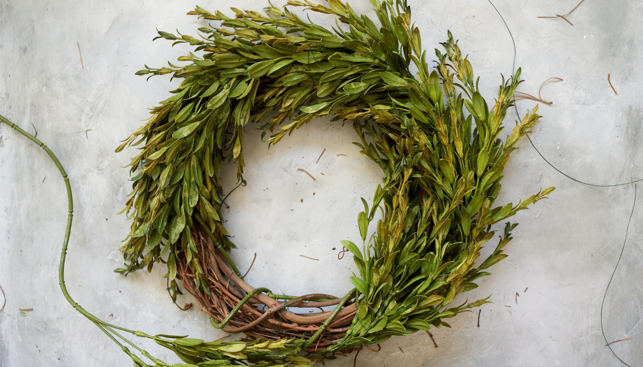diy wreath