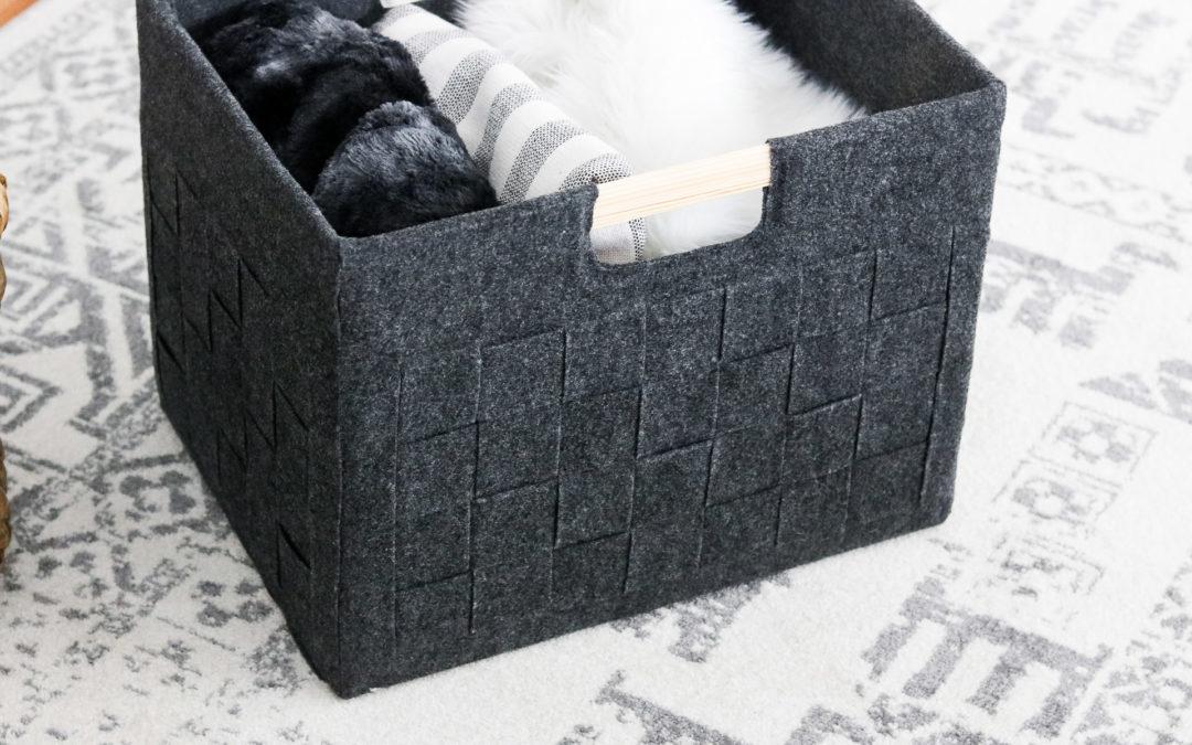 DIY Felt Box
