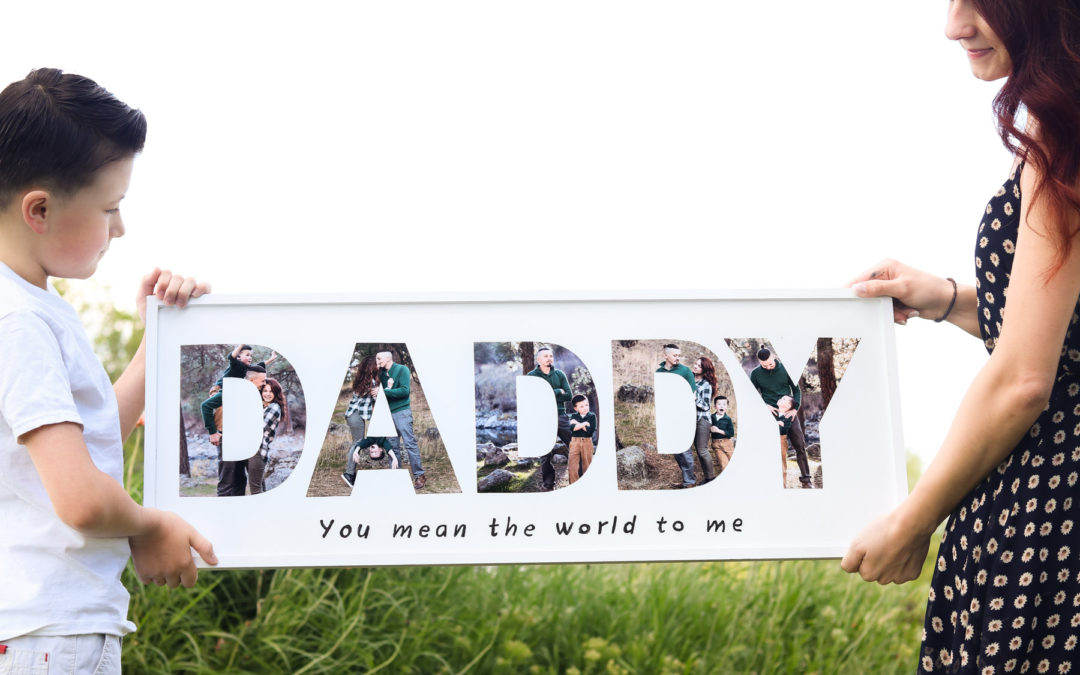 """ Father's Day "" Handmade DIY Gift For Dad"