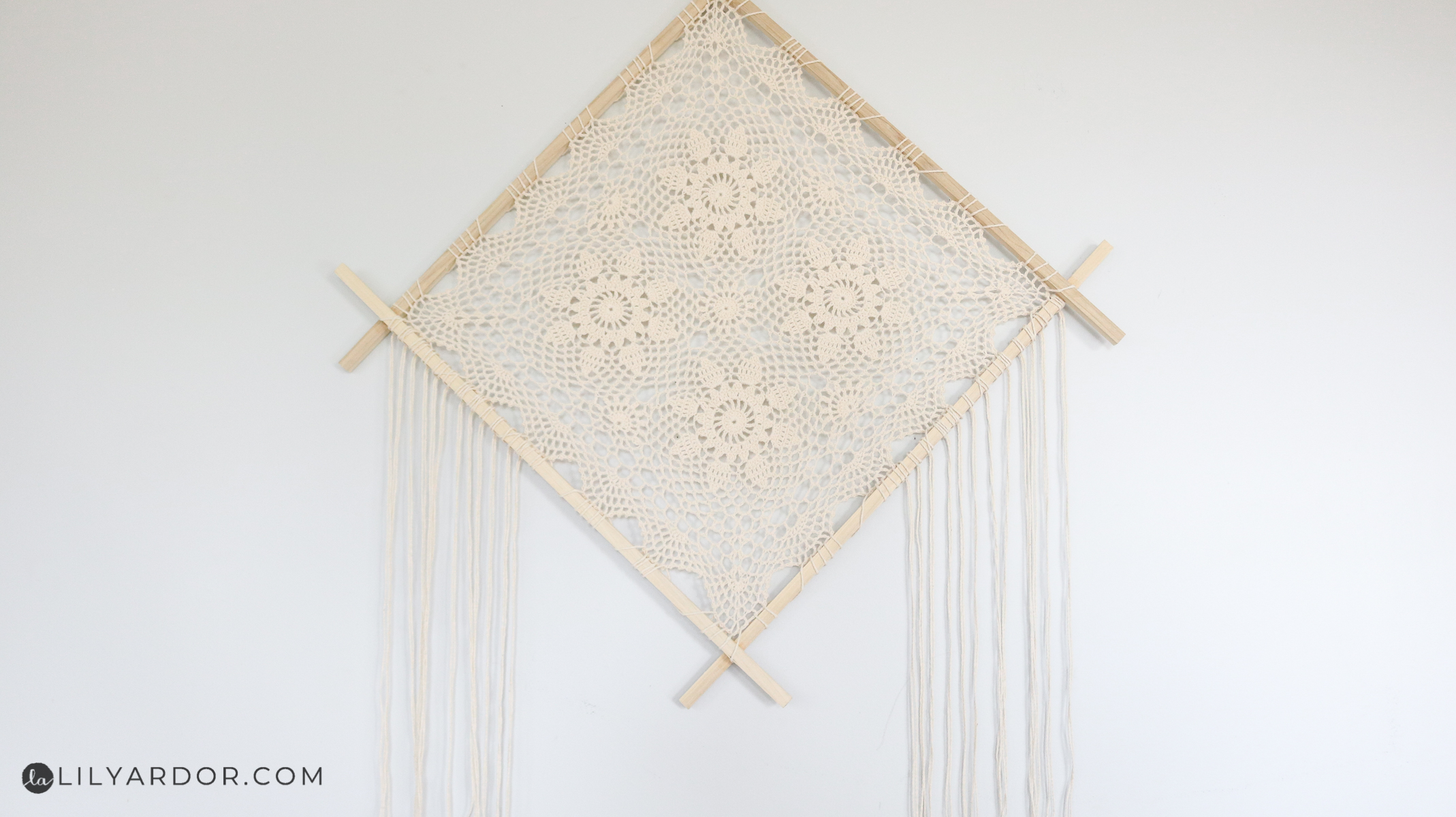 DIY wall hanging!
