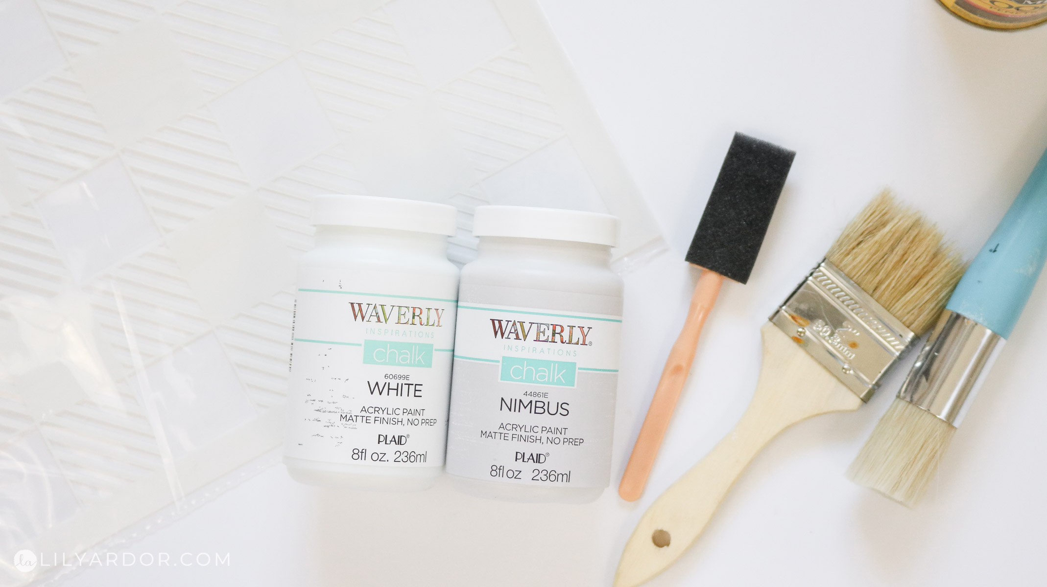 waverly paint for supplies