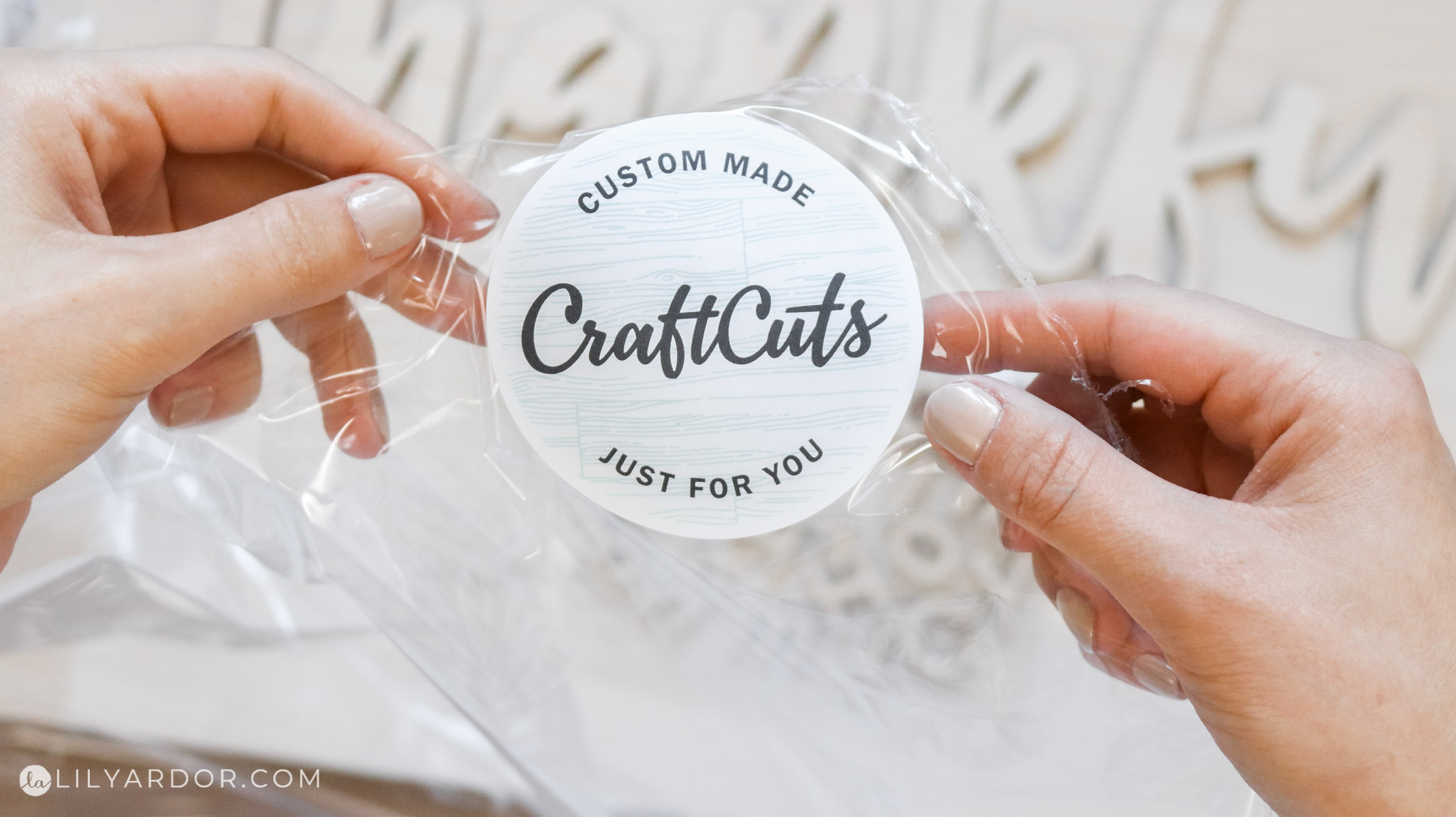 collaboration with craft cuts