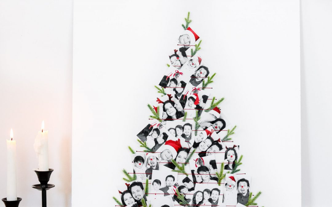 Photo Christmas Tree – Alternative