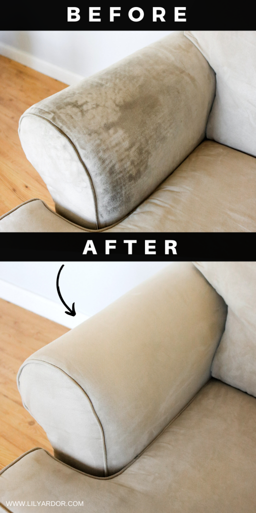 wash upholstery