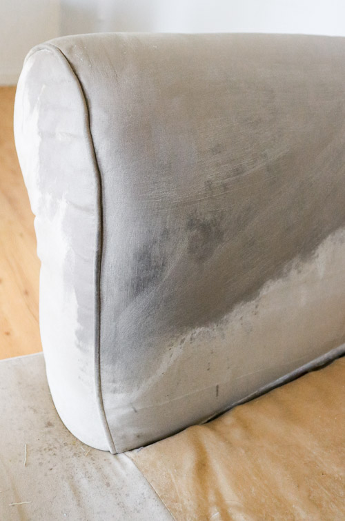 getting deep stains out- hot to wash upholstery