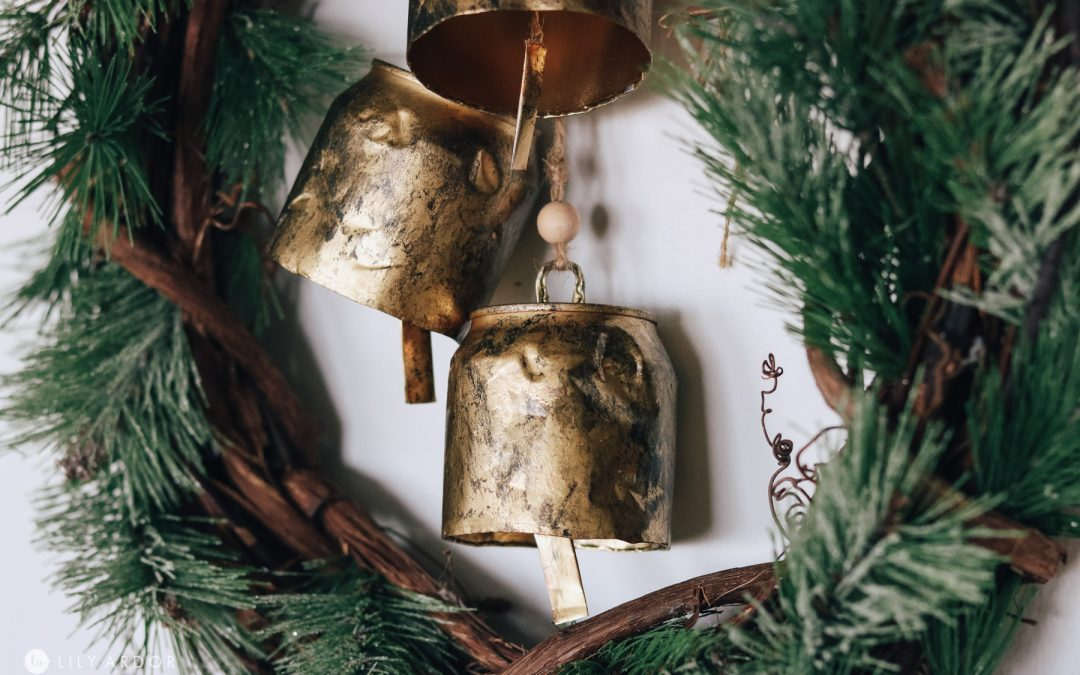 DIY Vintage Bells From Recycled Soda Cans