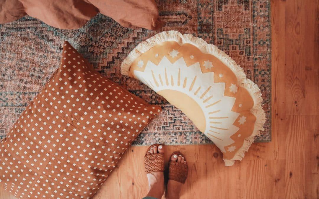 DIY Boho Pillows With Cricut